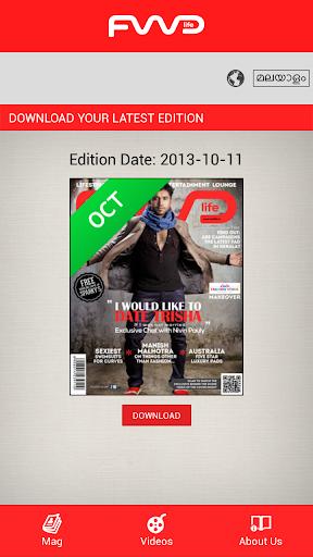 FWD Lifestyle Magazine