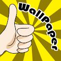 壁紙ゲッター 〜好きな画像を簡単に壁紙にできる〜 icon