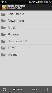 iBox: Remote File Access- screenshot thumbnail