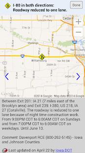 Iowa 511 - screenshot thumbnail