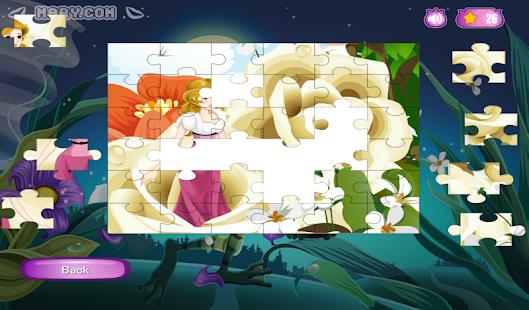 Thumbelina puzzle – 免費 解謎 App-癮科技App