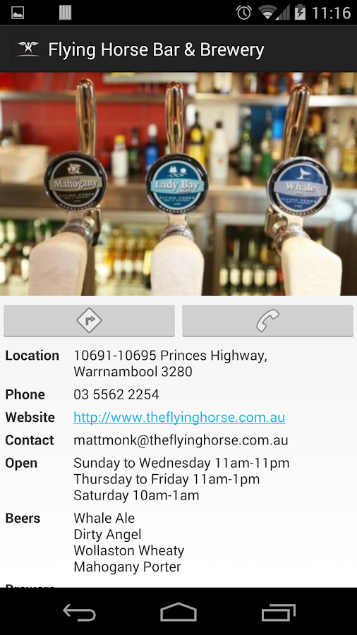 Beer Mate Free (Australia)- screenshot