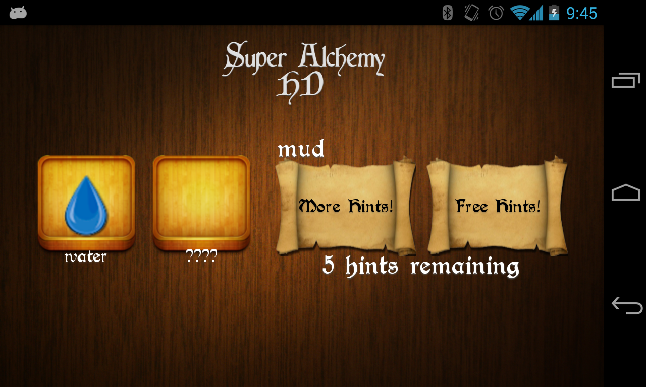 Super Alchemy (HD)- screenshot
