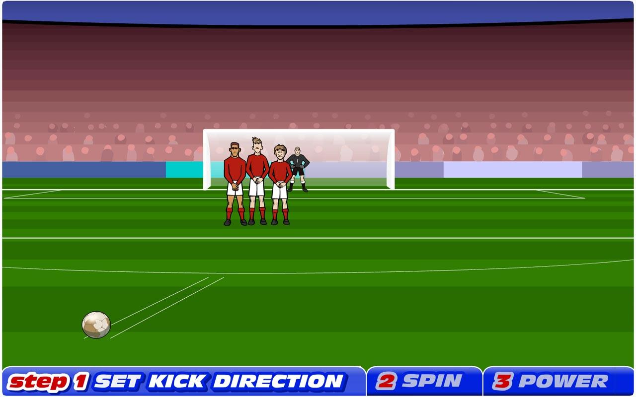 Free Flick Kick - screenshot