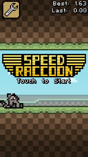 Speed Raccoon