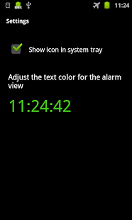 Alarm Clock Radio FREE - screenshot thumbnail