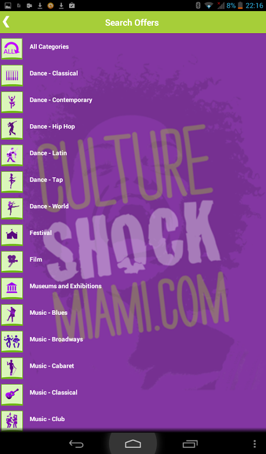 Cultural Shock Miami- screenshot