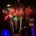 Disneyland Fireworks Live Wall logo