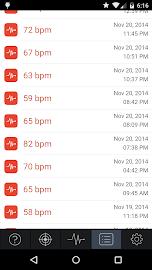 Instant Heart Rate - Pro Screenshot 3