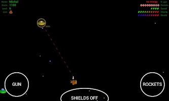 Screenshot of Destroy Aliens