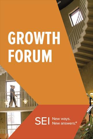 SEI Growth Forum