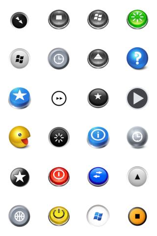 Ipack / I Like Buttons HD- screenshot