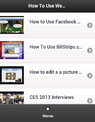 【免費娛樂App】How To Use Web drawing-APP點子