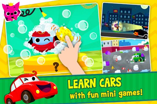 PINKFONG Car Town screenshot