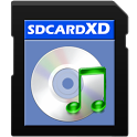 SDCardXD for Xoom (SDCardX) icon