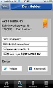 Gemeentegids- screenshot thumbnail
