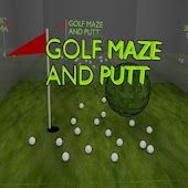 Golf Maze and Putt
