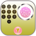 Fingerprint Keypad Lock icon