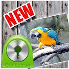 Zoo Animals - GO Locker Theme icon