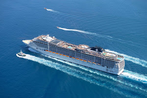 MSC Divina sails to Caribbean destinations such as Jamaica, the Bahamas, Cozumel and the Caymans through April 2015 and then repositions to the Mediterranean.