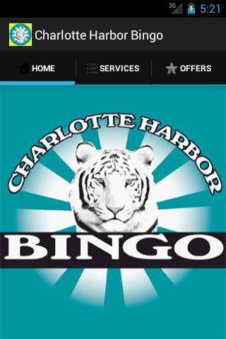 Charlotte Harbor Bingo