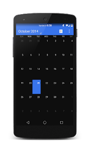 True Blue CM11 Theme v1.7