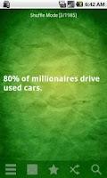 Screenshot of Fun Facts for Free