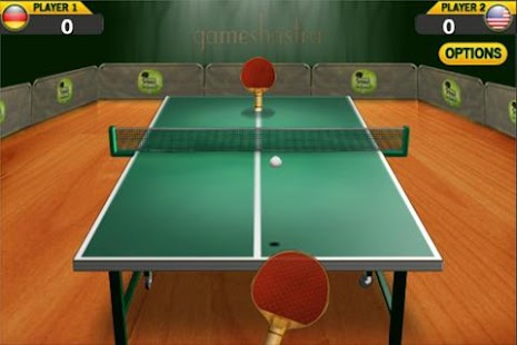 World Ping Pong Free - screenshot thumbnail