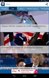 NBC Olympics Highlights Screenshot 13