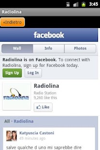 Radiolina - screenshot thumbnail
