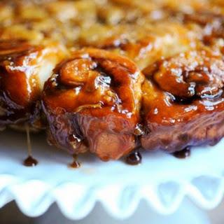 Caramel Apple Sticky Buns.