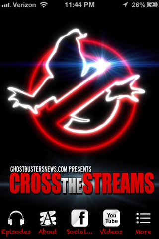 Cross the Streams Radio Show