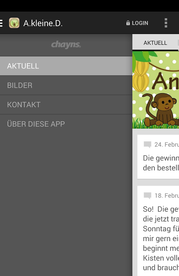 Ani's kleine Dinge - screenshot