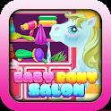 Baby  Pony  Salon icon