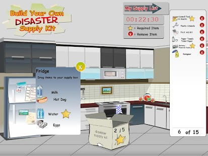 KGAP - Disaster Supply Kit- screenshot thumbnail
