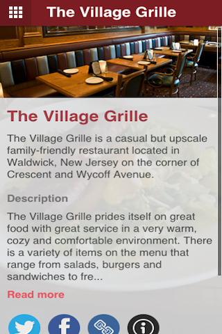 The Village Grille