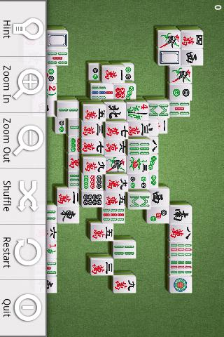 Shanghai Mahjong - screenshot