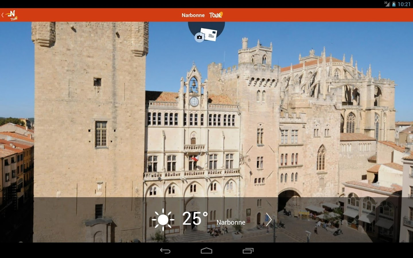 Narbonne Tour - screenshot