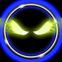 Neon Acid Monster Wallpaper icon