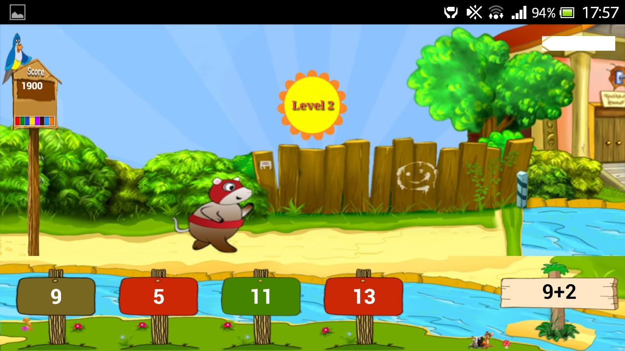 Math Sprint for Android- screenshot