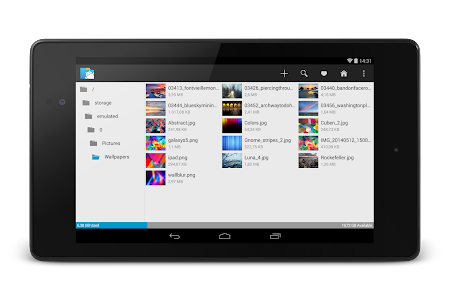 inKa File Manager v0.9.3