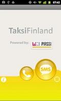 Screenshot of Taksi Finland