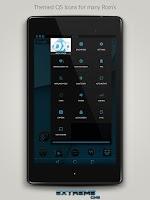 Screenshot of JB Extreme Theme CM11 CM12