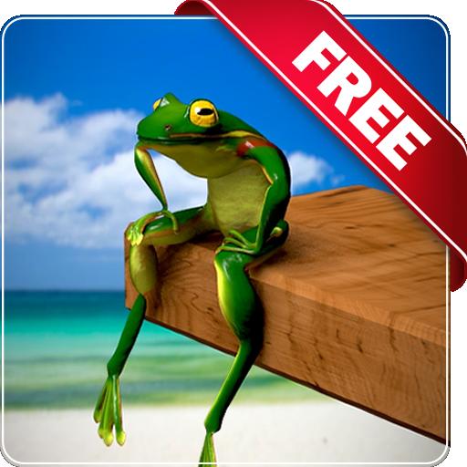 個人化App|Frog Headphones Free LOGO-3C達人阿輝的APP