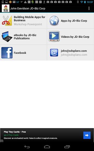 John Davidson JD-Biz Corp