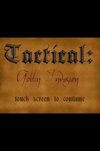 Tactical: Goblin Invasion- screenshot thumbnail