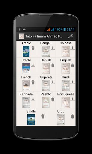 Tazkira Imam Ahmad Raza