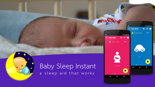 Baby Sleep Instant app (apk) free download for Android/PC/Windows screenshot