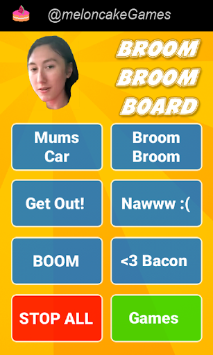 Broom Broom Soundboard