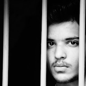 Innocent criminal. by Tejaswa Trivedi - People Portraits of Men ( teen,  )